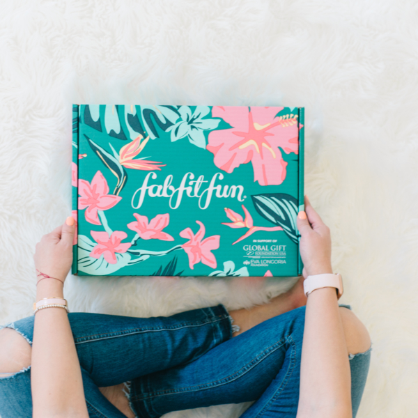 Why I Buy The Fab Fit Fun Box